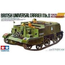 British Universal Carrier Mk.II Forced reconnaissance
