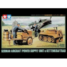 German Aircraft Power Supply Unit & Kattenkraftrad