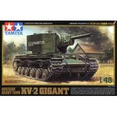 Russian KV-2 Gigant