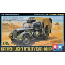 British L utility car 10hp