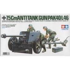 7.5cm Anti-tank gun (Pak 40/L46)