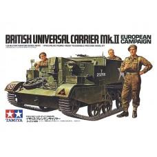 British Universal Carrier Mk.II European Campaing
