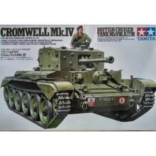 Cromwell Mk.IV British Cruiser Tank Mk.VIII, A27M