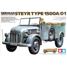 German Steyer Type 1500A/01