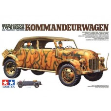 German Steyer Type 1500A Kommandeurwagen