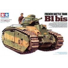 French Battle Tank B1 Bis