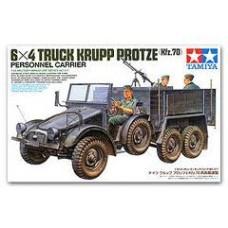 6x4 Truck Krupp Protze personnel carrier (Kfz.70)