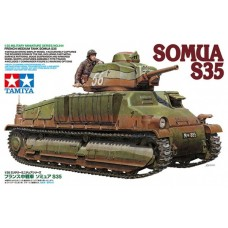 French Medium Tank Somua S35