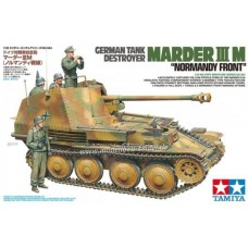 "German Tank Destroyer Marder III M ""Normandy Front"""