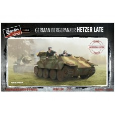 German Bergepanzer Hetzer Late Bonus Edition