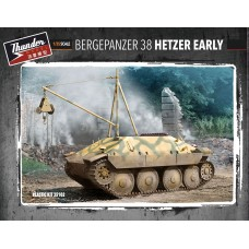 German Bergepanzer Hetzer Early