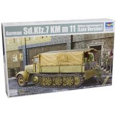German Sd.Kfz.7 KM m11 Mittlere Zugkraftwagen 8t Late Version