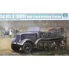 Sd.Kfz.8 (DB9) Half-Track Artillery Tractor