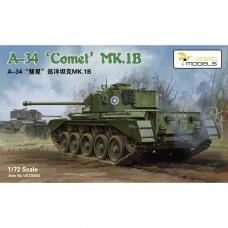 """A-34 """"Comet"""" Mk.IB"""