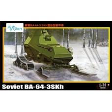 Soviet BA-64-3SKh