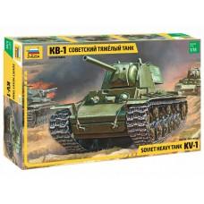 Soviet Heavy Tank KV-1