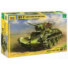 Soviet Light Tank BT-7