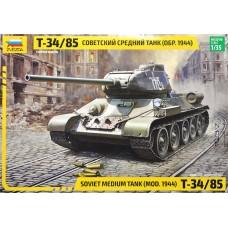 Soviet Medium Tank T-34/85 (Mod. 1944)
