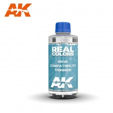AK RC702 High Compatibility Thinner 400ml