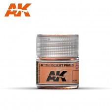 AK RC043 Bristish Desert Pink ZI