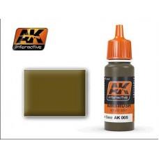 AK 005 Dunkelgelb Dark Base