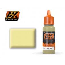 AK 009 Dunkelgelb Shine