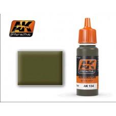 AK 134 Olive Drab Base