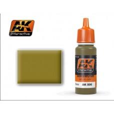 AK 006 Dunkelgelb Base