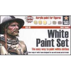 Andrea Color ACS-003 Multi-Purpose White Paint Set