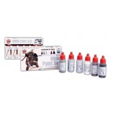 Andrea Color ACS-012 Multi-Purpose NMM Paint Set