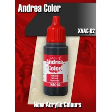 Andrea Color XNAC-02 Flat Black