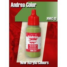 Andrea Color XNAC-13 Light Olive Green