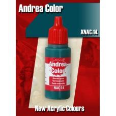 Andrea Color XNAC-14 Emerald Green