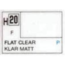 Mr.Hobby H-20 Flat Clear