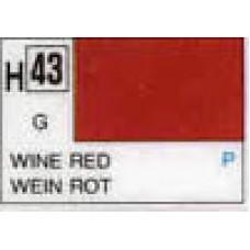 Mr.Hobby H-43 Wine Red