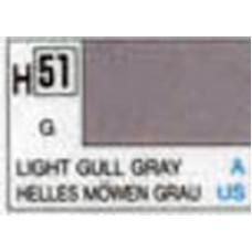 Mr.Hobby H-51 Light Gull Grey