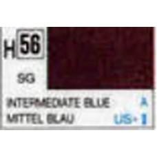 Mr.Hobby H-56 Intermediate Blue