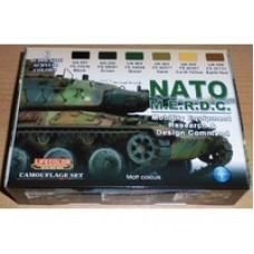 Lifecolor Acrylic NATO M.E.R.D.C.