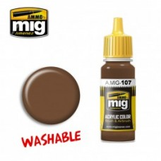 AMIG 107 Washable Earth