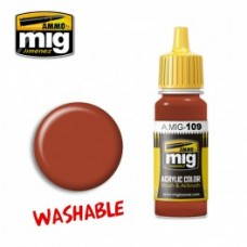 AMIG 109 Washable Rust