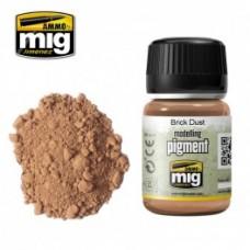 AMIG Pigment 3015 Brick Dust