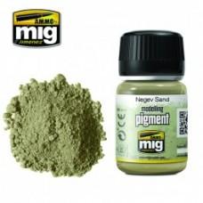 AMIG Pigment 3024 Negev Sand