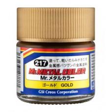 Mr.Metal Color 217 Gold