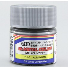 Mr.Metal Color 218 Aluminium