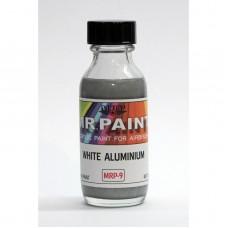 MRP 009 White aluminium