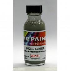MRP 081 Anodized Aluminium