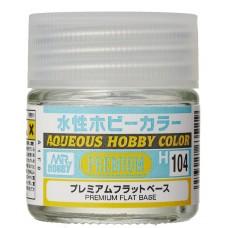 Mr.Hobby H-104 Premium Flat Base