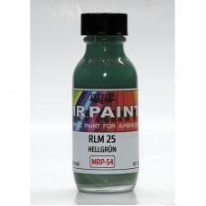 MRP 054 RLM 25 Hellgrun