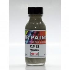 MRP 057 RLM 63 Hellgrau
