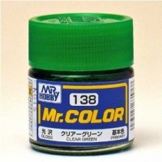 Mr.Color 138 Clear Green